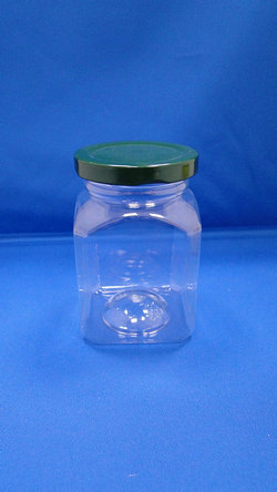 Pleastic Bottle - PET Octagonal Kunststoff-Flaschen (WM328)