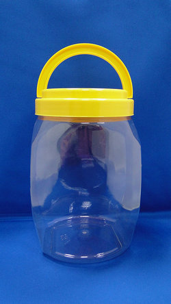Pleastic Bottle - PET Rectangle and Arc Plastic Bottles (J2301)