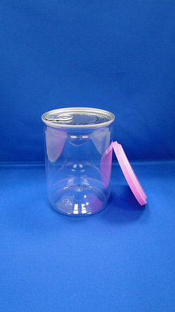 Pleastic Bottle - PET Round Plastic Bottles (307-600)