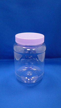 Pleastic Bottle - PET Round Plastic Bottles (D1100)
