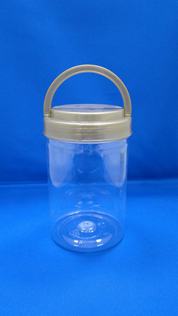Pleastic Bottle - PET Round Plastic Bottles (D730)