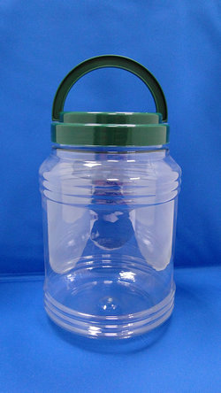 Pleastic Bottle - PET Round and Sharp Plastic Bottles (J3000)