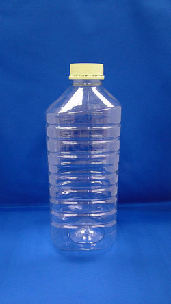 Pleastic Bottle - PET Square Plastic Bottles (W2000)
