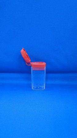 Pleastic Bottle - PS Rectangle Plastic Bottles (Y20)