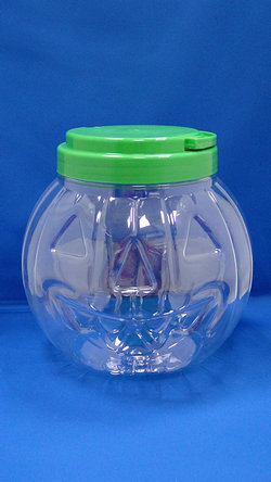 Pleastic Bottle - PET Pumpkin Plastic Bottles (J1407)