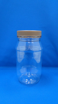 Pleastic Bottle - PET Round Plastic Bottles (B500)