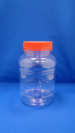Pleastic Bottle - Botol Plastik Bulat PET (B600N)