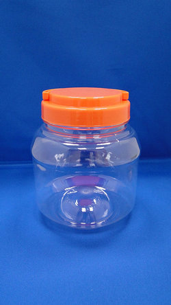 Pleastic Bote - PET Round Plastic Bote (D1000F)