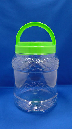 Pleastic Bottle - PET Round and Diamond Plastic Bottles (J1000P)