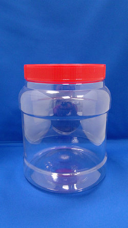Pleastic Bottle - PET Round Plastic Bottles (J1000)