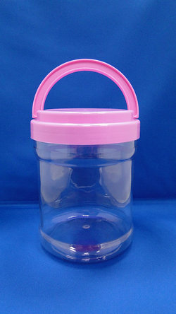 Pleastic Bottle - PET Round Plastic Bottles (J1200)