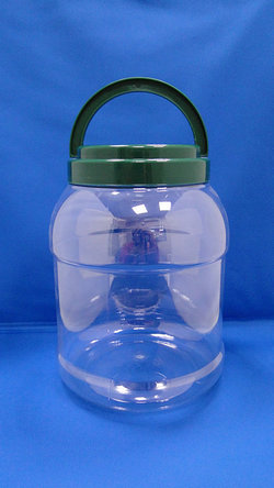Pleastic Bottle - PET Round and Sharp Plastic Bottles (J1500S)