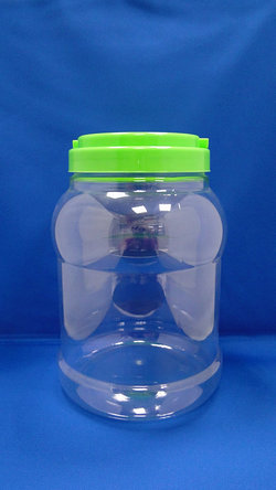 Pleastic Bottle - PET Round and Sharp Plastic Bottles (J1501)
