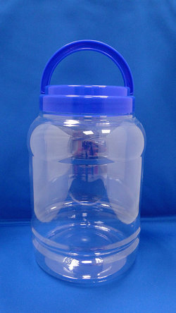 Pleastic Bottle - PET Round and Sharp Plastic Bottles (J1800)