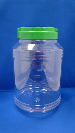 Pleastic Bottle - PET Round and Sharp Plastic Bottles (J4000)