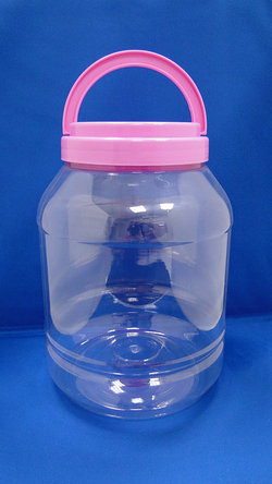 Pleastic Bottle - PET Round and Sharp Plastic Bottles (J4001)