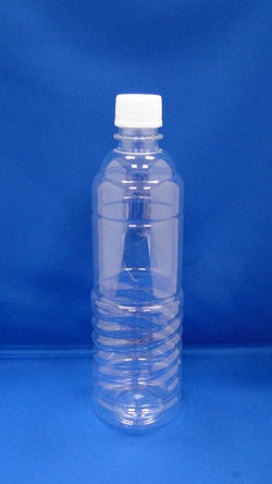 Pleastic Bottle - PET Round Plastic Bottles (W600)