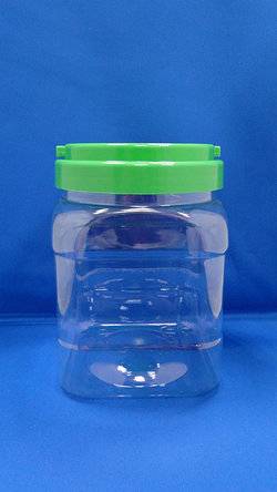 Pleastic Bottle - PET Square and Sharp Plastic Bottles (J1704)