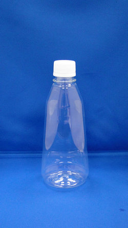 Pleastic Bottle - PET Taper Cone Plastic Bottles (W351)