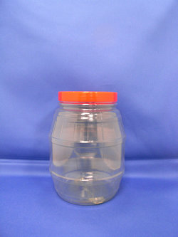 Pleastic Bottle - PVC Round Plastic Bottles-304