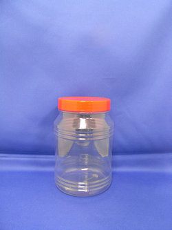 Pleastic Bottle - PVC Round Plastic Bottles-325