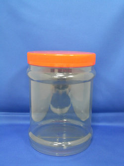 Pleastic Bottle - PVC Round Plastic Bottles-332