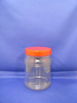 Pleastic Bottle - PVC Round Plastic Bottles-338