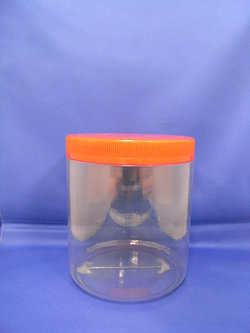 Pleastic Bottle - PVC Round Plastic Bottles-352