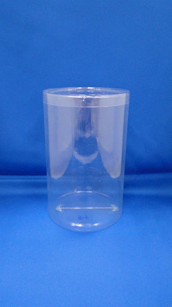 Sticla Pleastic - Sticle PVC plastic rotund (S5)