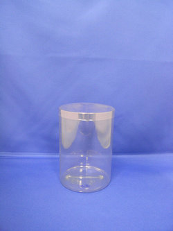 Sticla Pleastic - Sticle PVC plastic rotund (S8)