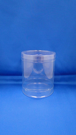 Sticla Pleastic - Sticle PVC plastic rotund (S9)